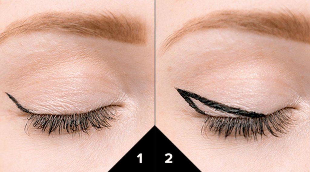 thick-cat-eyeliner2-banooyeshahr