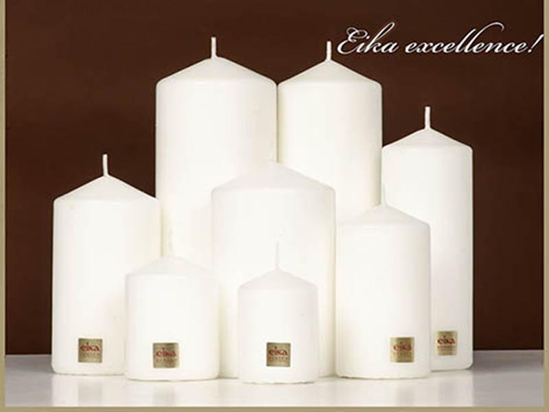 ساخت شمع - زندگی بانوی شهر