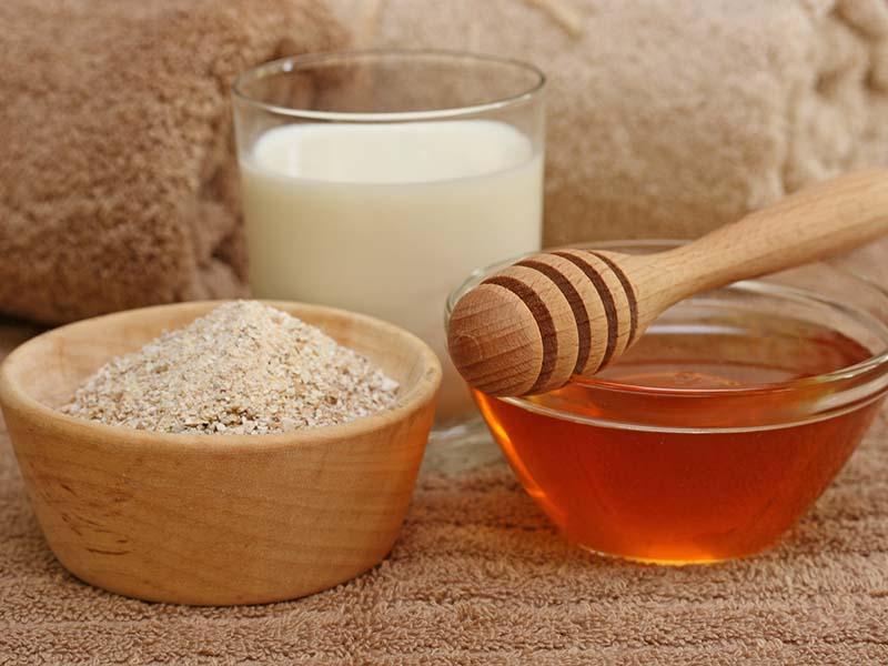 رفع خشکی پوست - شادابی و سلامتی
