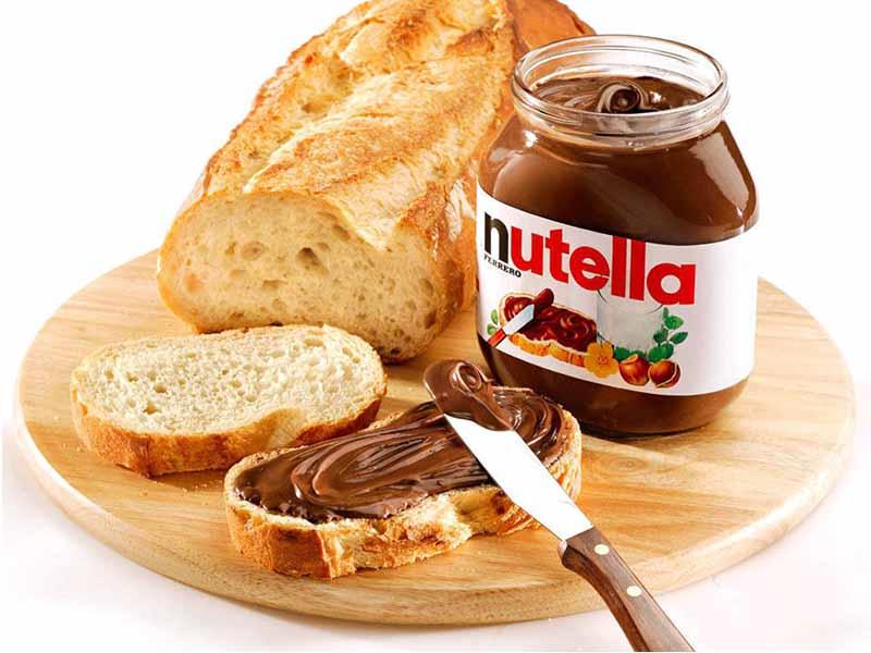 شکلات صبحانه نوتلا - زندگی بانوی شهر