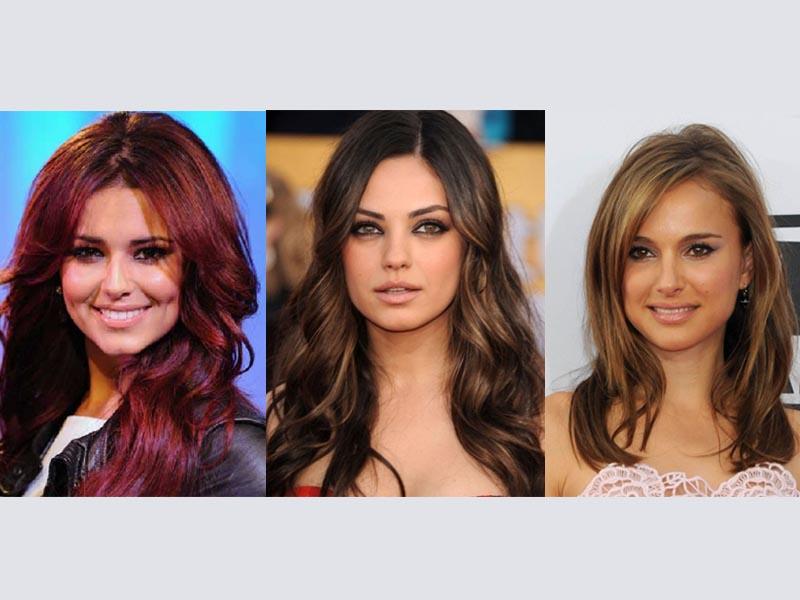 چگونه رنگ موی مناسب برای پوست زیتونی و چشمان قهوه ای انتخاب کنیم؟
