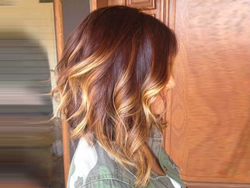 نکاتی درباره رنگ موی بلوند کاراملی - مد و زیبایی