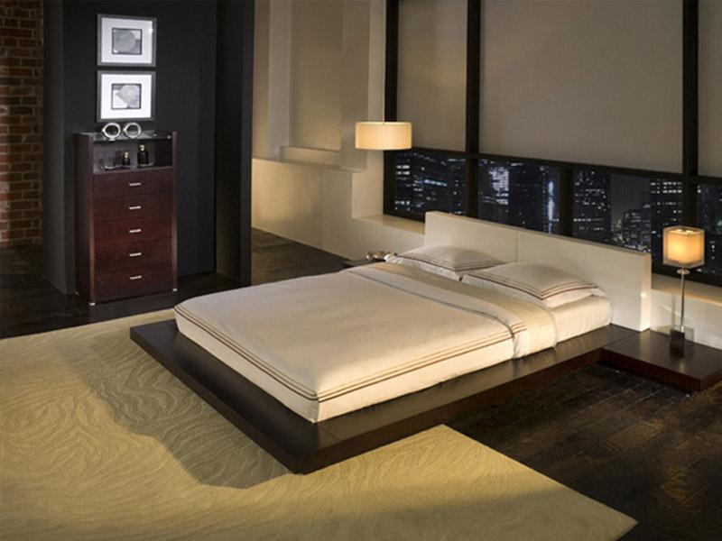 اتاق خواب مستر - دکوراسیون داخلی