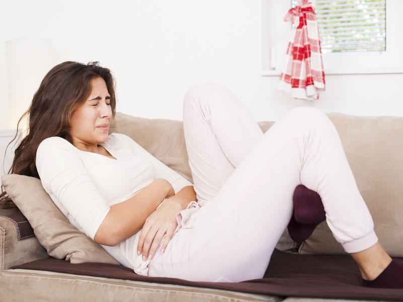 تسکین درد قاعدگی