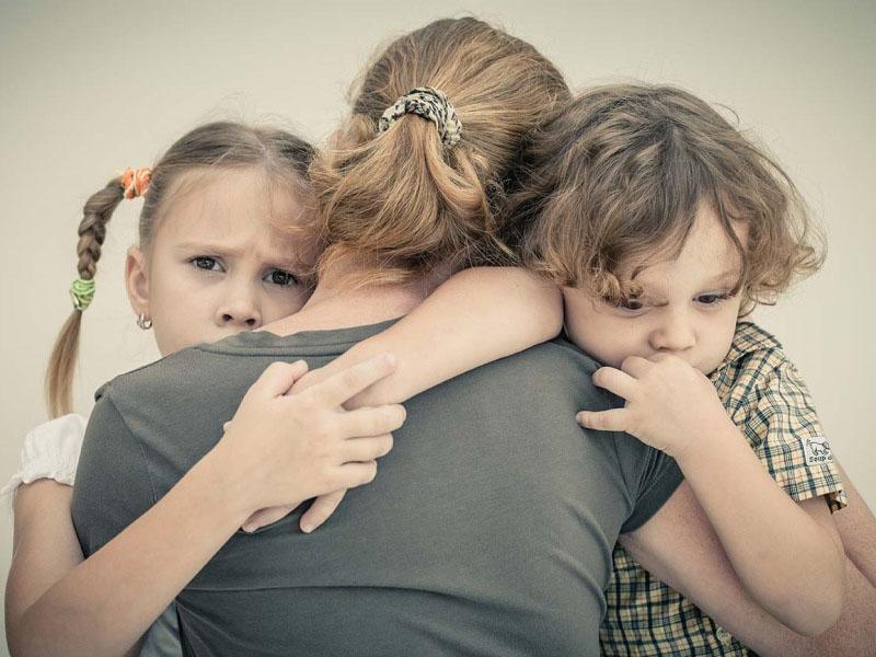 مشکلات خانوادگی