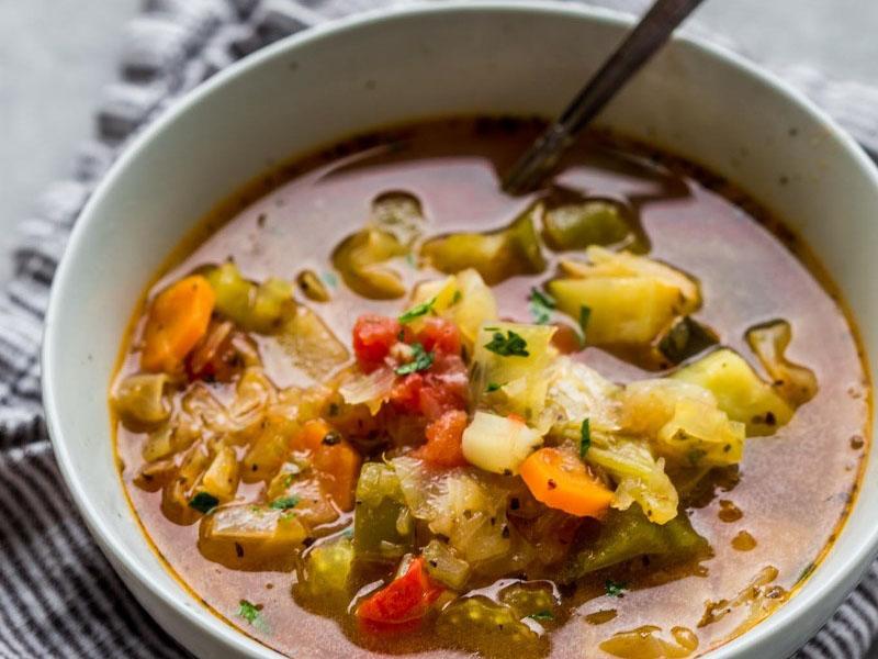سوپ چربی سوز