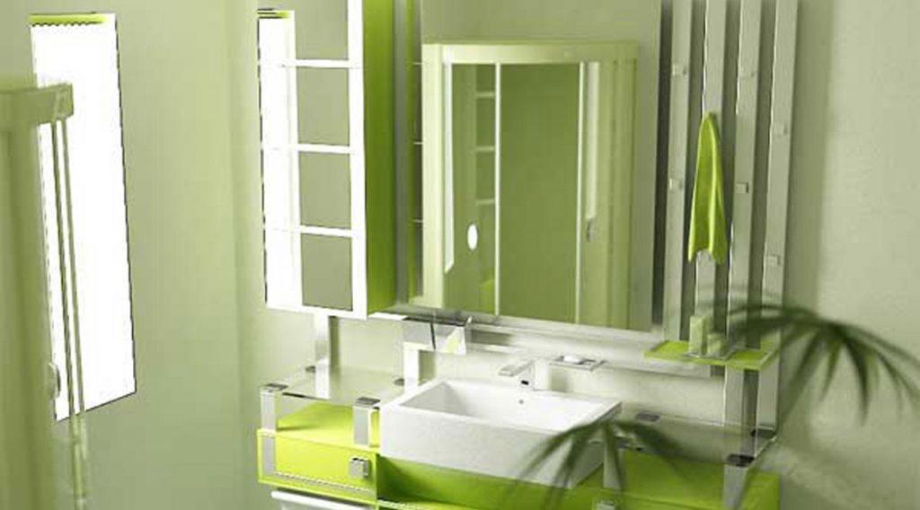 آینه در دکور خانه - زندگی بانوی شهر