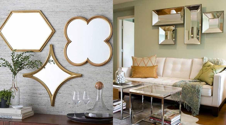 چطور از آینه در دکور خانه استفاده کنیم؟