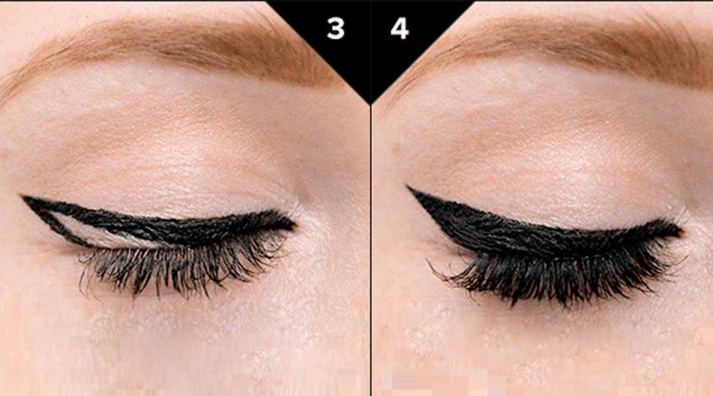 thick-cat-eyeliner5-banooyeshahr