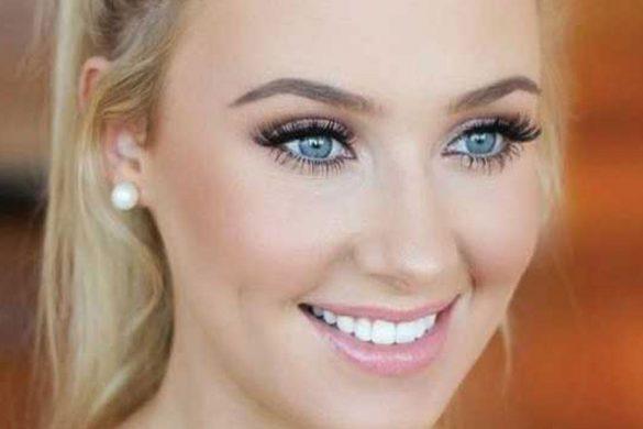 نکات آرایشی برای افرادی که موهای بلوند و چشمان رنگی دارند.