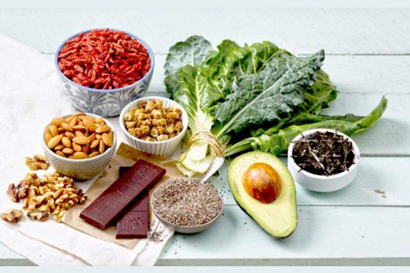 5 ماده غذایی مفید برای زیبایی پوست ومو