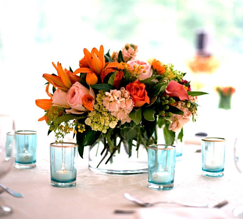 نوآورى در تزيين گل