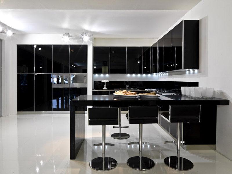 طرح هایی برای کابینت آشپزخانه