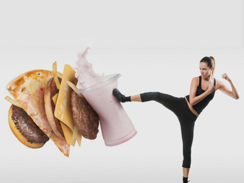 تغییر رژیم غذایی