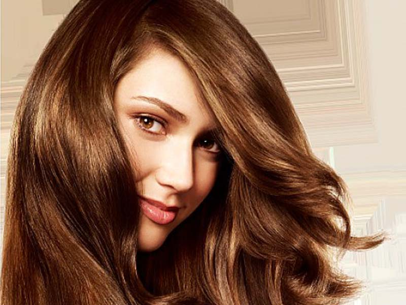 رنگ موی قهوه ای موکا - مد و زیبایی