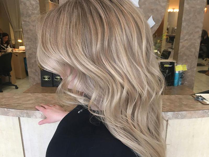 رنگ موی بلوند - مد و زیبایی