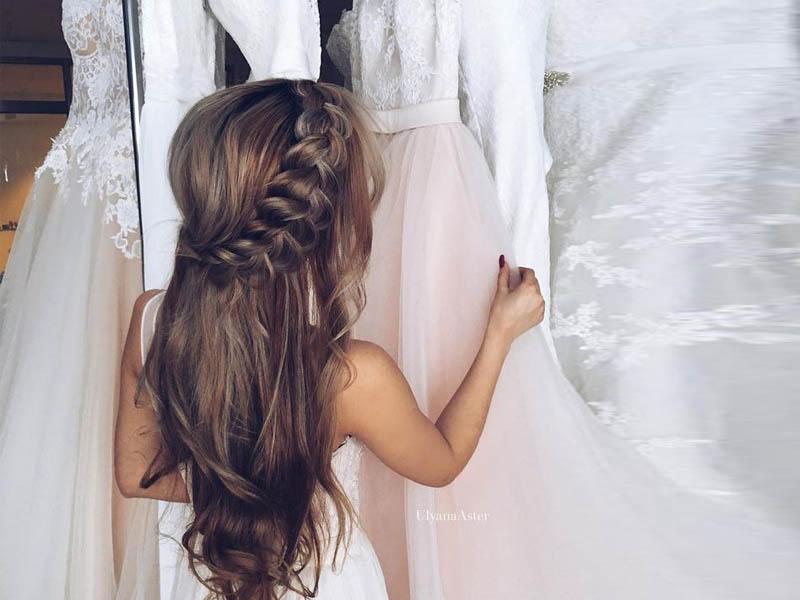 ست کردن لباس و مو - مد و زیبایی