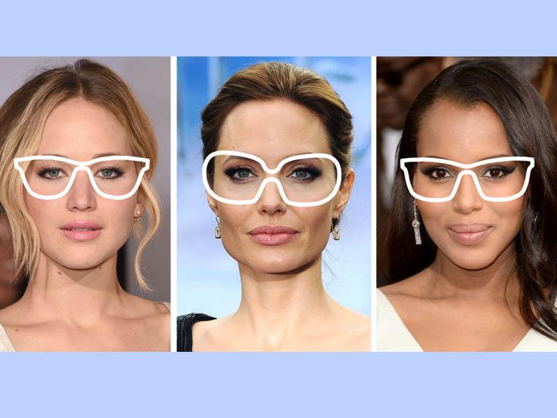 چه مدل عینکی برای شکل صورت شما مناسب است؟