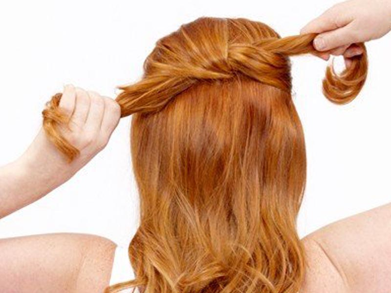 بافت مو گره ای - مد و زیبایی