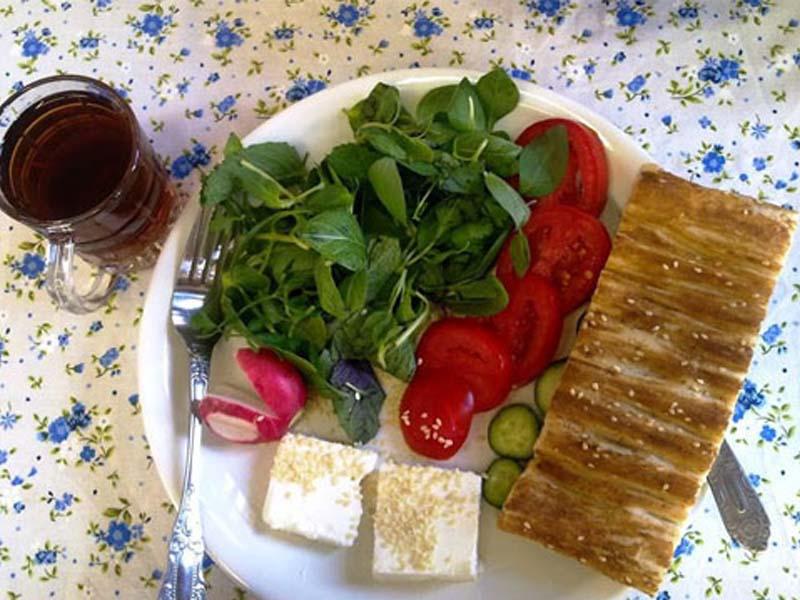 صبحانه - شادابی و سلامتی