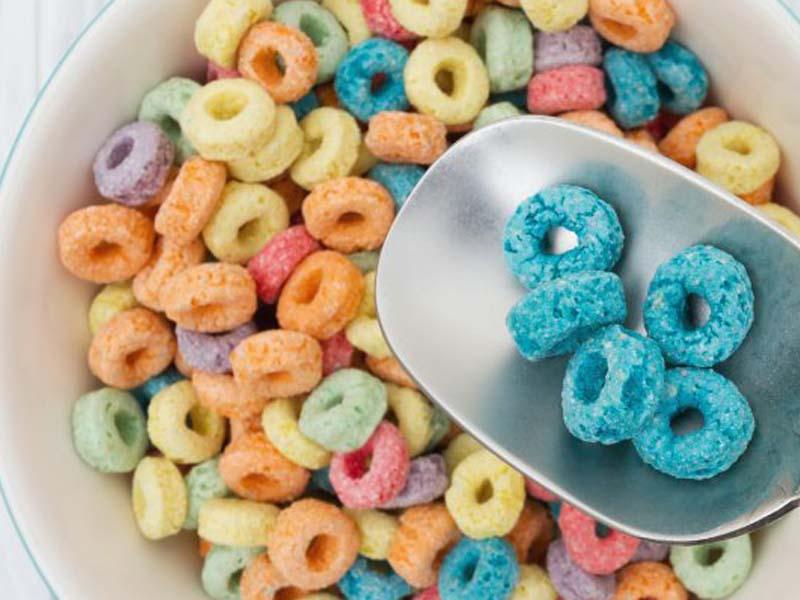 صبحانه - کورن فلیکس- شادابی و سلامتی