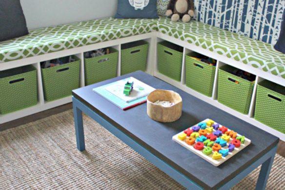 چطور دکوراسیون اتاق کودک را انجام دهیم؟