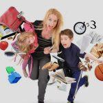 چطور بچه ها را سر وقت به مدرسه برسانیم