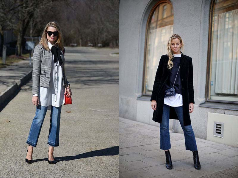 مد شلوار جین - مد و زیبایی