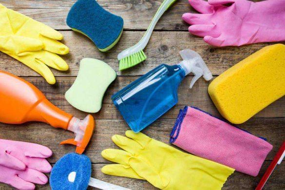 وسایل و مکانهایی از خانه که باید حتما تمیز کنید و نمی دانستید