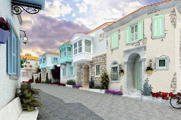 آلاچاتی، شهر زیبا و فریبنده در ترکیه