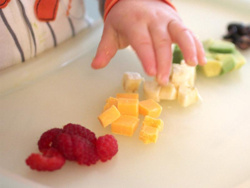 برنامه غذایی کودک یکساله - زندگی بانوی شهر
