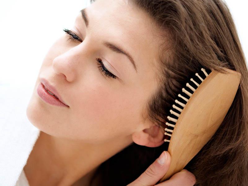 چرب شدن موها - سلامت مو