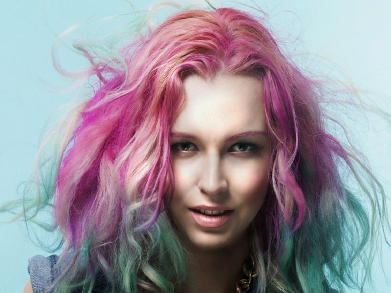 5 نکته که قبل از رنگ موی پاستلی لازم است به آن توجه نمایید