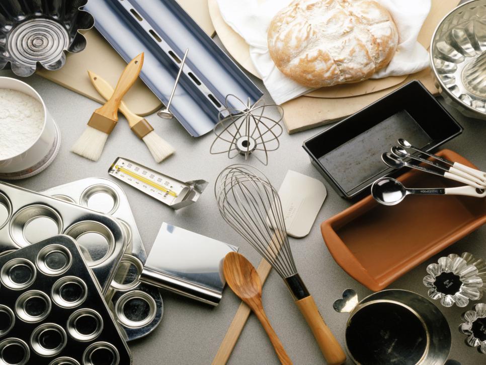 آشنایی با ابزار مخصوص شیرینی پزی و دسر (1)