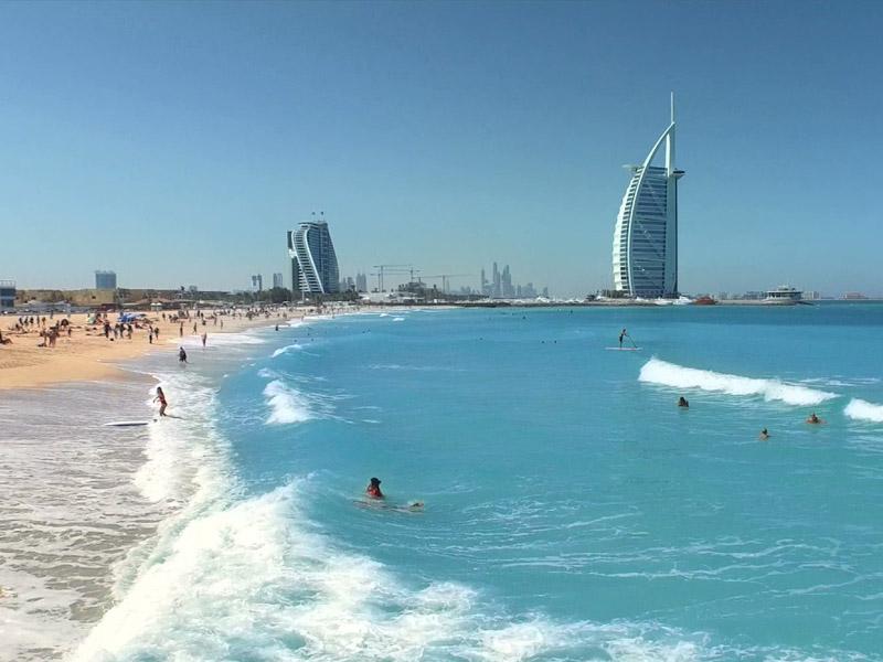 در کدام منطقه دبی هتل بگیریم؟
