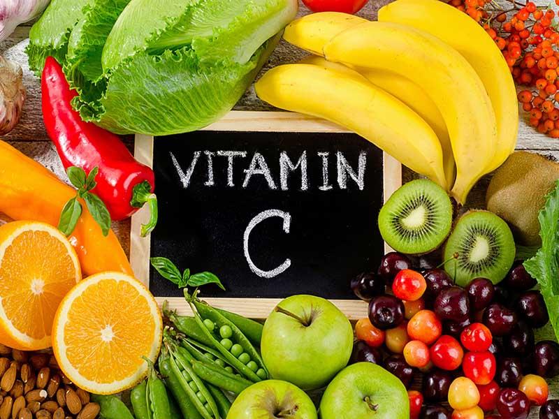 7 علامت کمبود ویتامین C