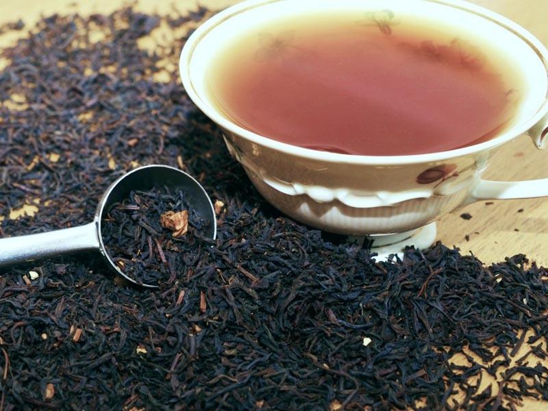 چای سیاه - زندگی بانوی شهر