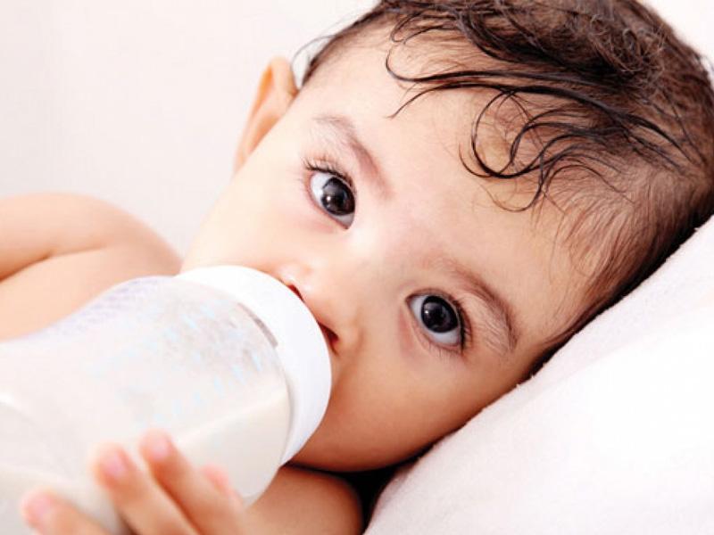 شیر گرفتن کودک - شادابی و سلامتی