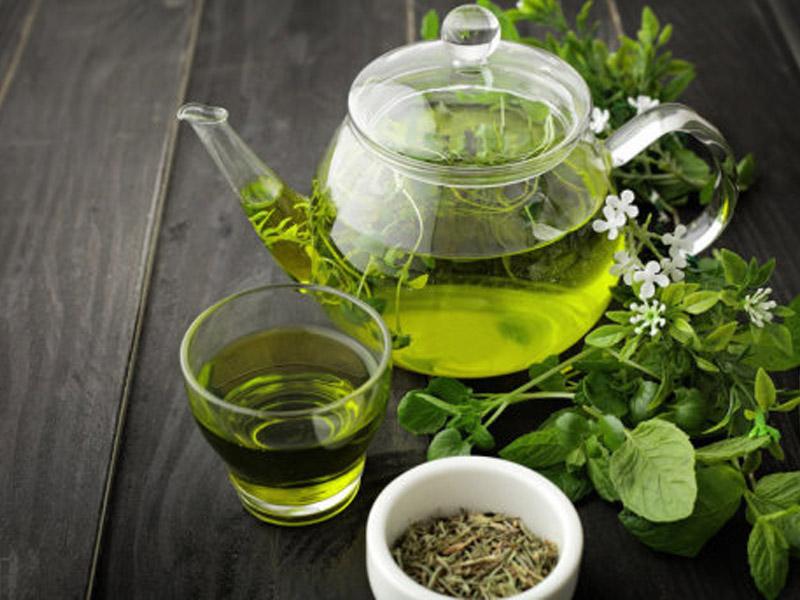 چای سبز - زندگی بانوی شهر