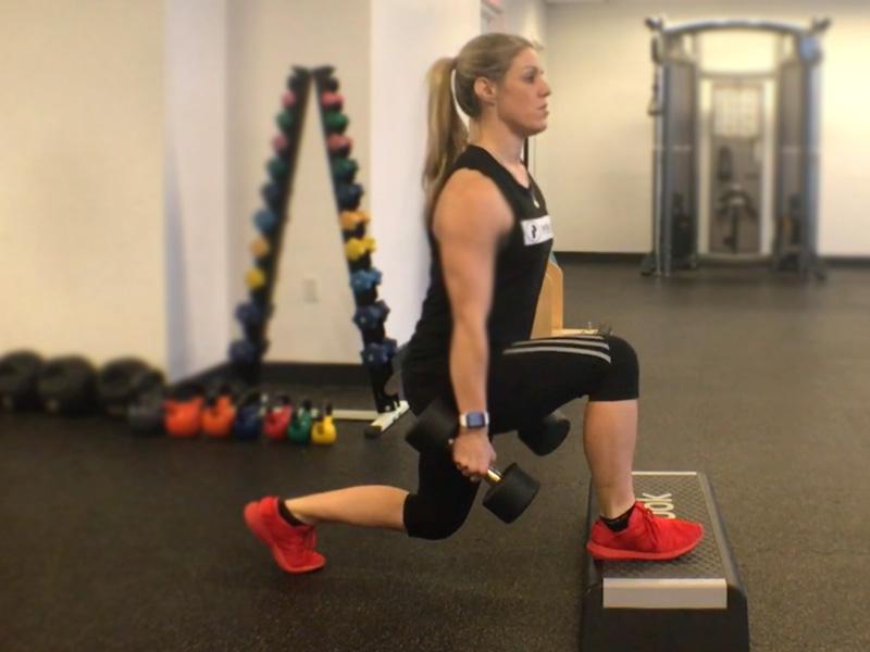 فرم دهی و تقویت عضلات ران، پاها و باسن