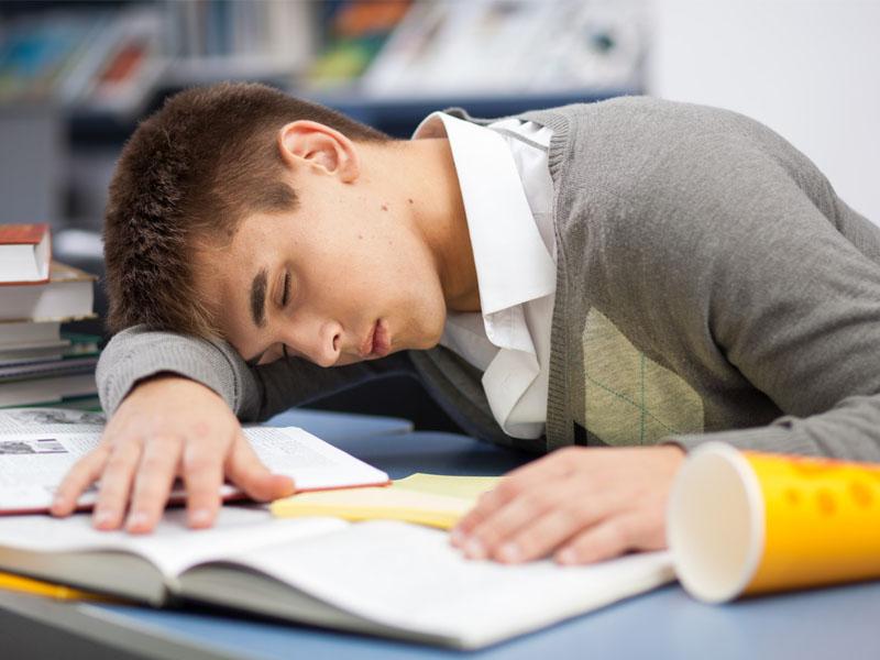 استرس در نوجوانان - زندگی بانوی شهر