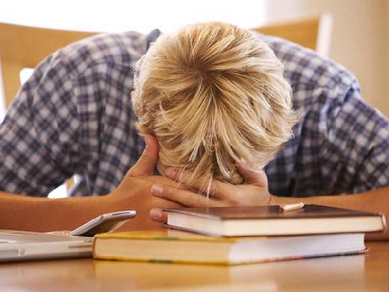 استرس در نوجوانان - بانوی شهر