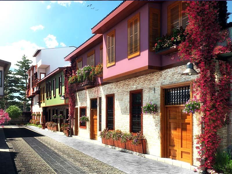 آنتالیا - زندگی بانوی شهر