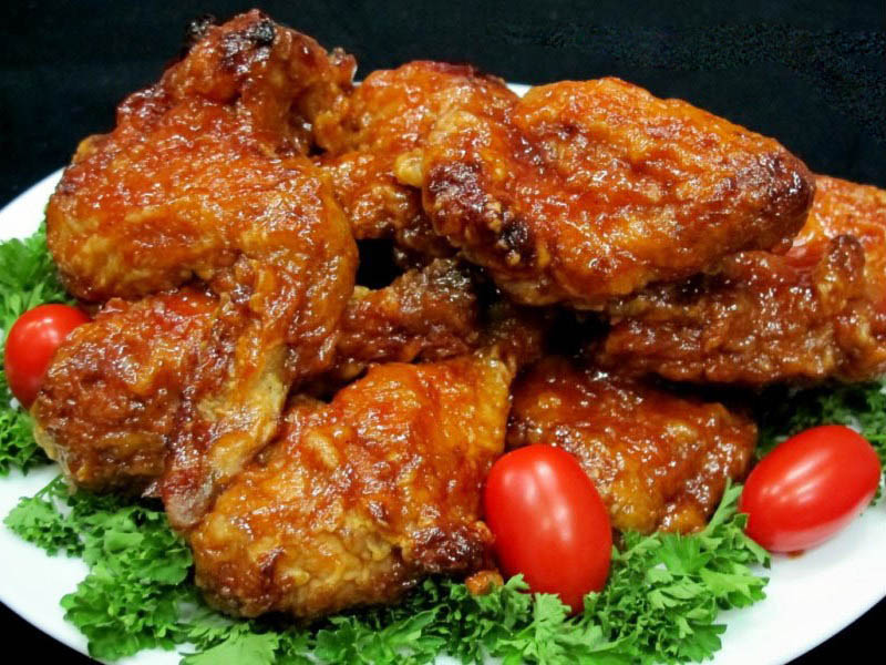 طرز تهیه مرغ سوخاری ترد و خوش طعم