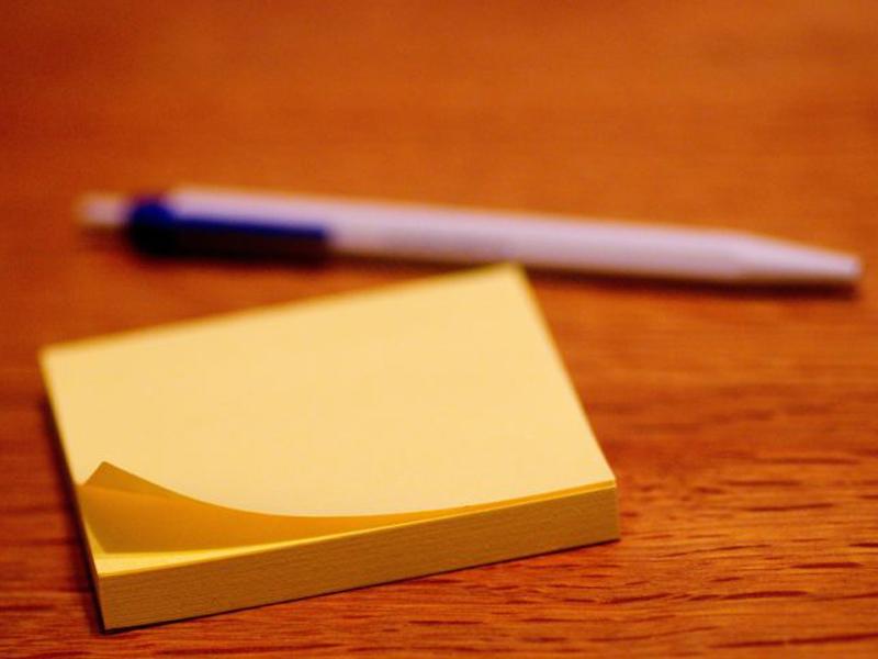 ساختن جملات خاص برای کاهش استرس