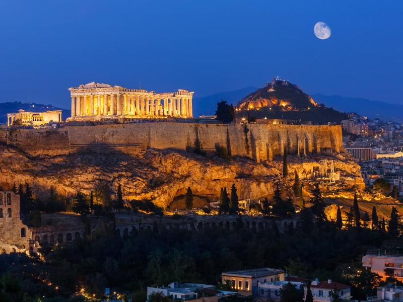 راهنمای سفر به یونان و اخذ ویزا