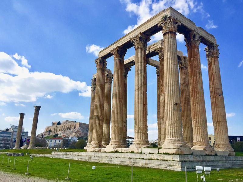 معبد زئوس