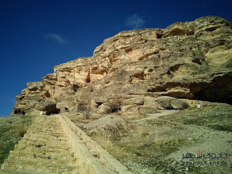 غارکرفتو در کردستان