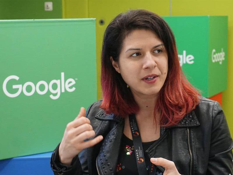 خانم پریسا تبریز شاهزاده ایرانی امنیت گوگل