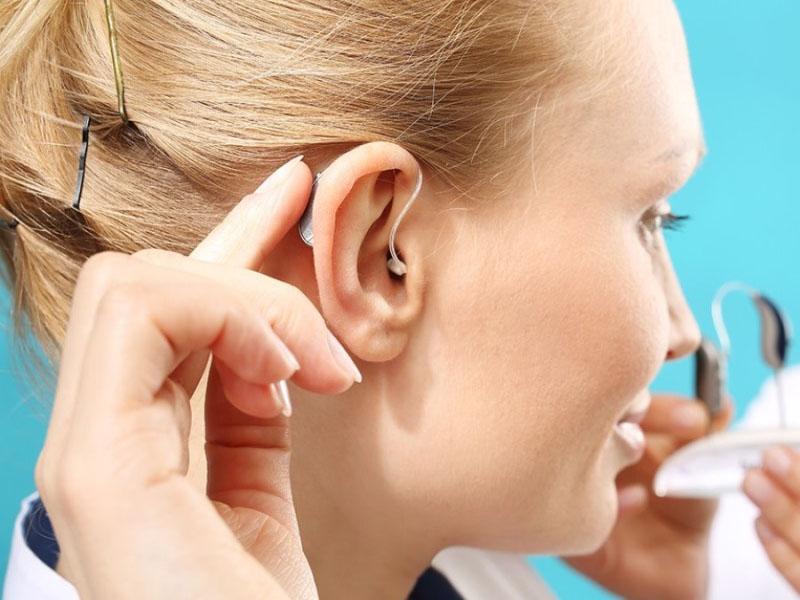 درمان کم شنوایی